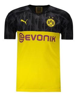 Camisa Puma Borussia Dortmund 2020 Cup