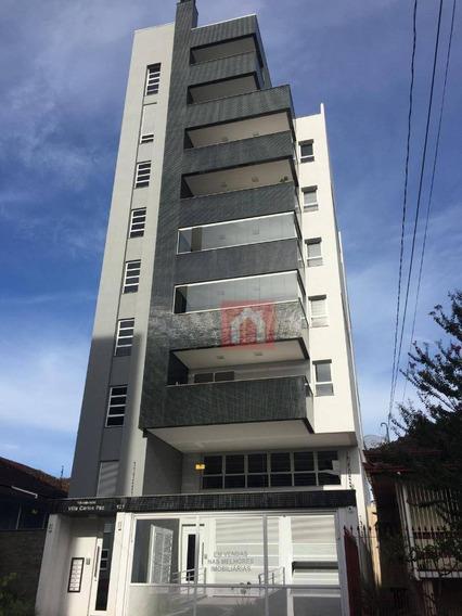 Apartamento Alto Padrão 3 Dormitórios E 2 Suítes Novo À Venda No Panazzolo - Caxias Do Sul/rs - Ap0162