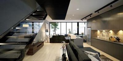 Townhouse En Loma Dorada, 2 Niveles, 210 M2, Master Suite