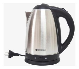 Pava Jarra Eléctrica Acero 1.8 Punto Para Mate/cafe Garantia