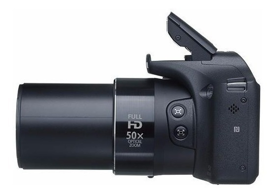 Câmera Canon Powershot Sx530 Wi-fi + Cartão De Memória