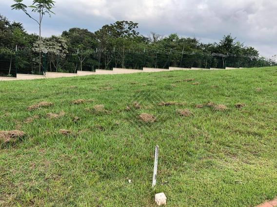Terreno Com Lindo Projeto Aprovado No Condomínio Cyrela Landescape - Te5128