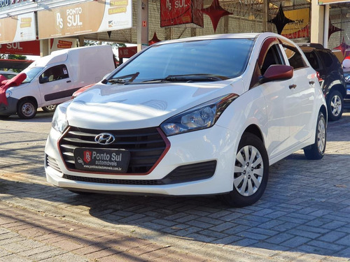 Imagem 1 de 11 de Hyundai Hb20  1.0 Red Flex