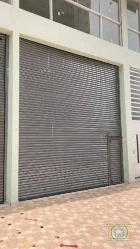 Salão Comercial Para Locação, Portais (polvilho), Cajamar. - Sl0008