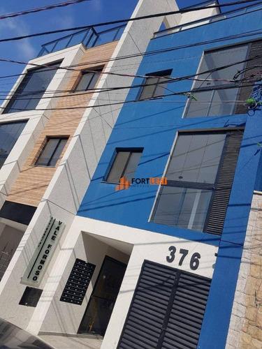 Imagem 1 de 16 de Apartamento Com 1 Dormitório Para Alugar, 32 M² Por R$ 1.350,00/mês - Tatuapé - São Paulo/sp - Ap0304