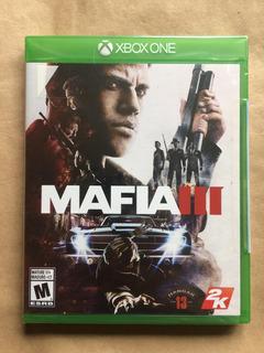 Mafia 3 Xbox One. Nuevo Sellado Envíos