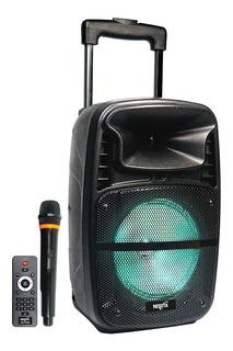 Parlante Portatil Bluetooth Ns-pa8b - Nisuta