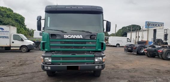 Scania P124 6x4 2007/2007 412908km (310, 360) (0722)