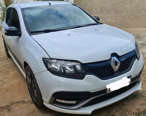 Imagem 1 de 9 de Renault Sandero 2017 2.0 Rs Flex 5p
