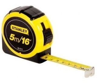 Cinta Métrica De 5 Metros Stanley