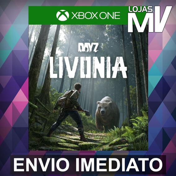 Dayz Livonia Dlc Expansão - Xbox One Código 25 Dígitos