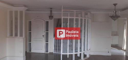 Apartamento Duplex Com 4 Dormitórios À Venda, 400 M²  - Moema  - São Paulo/sp - Ad0242
