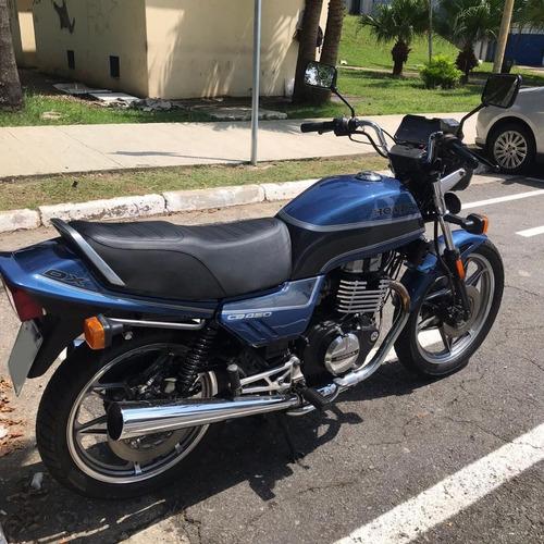 Honda Cb 450 Dx 1989