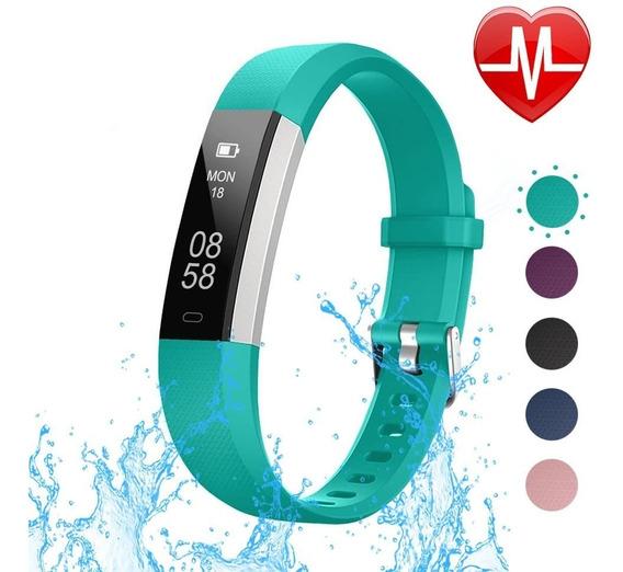 Rastreador De Actividad Física Monitor Frecuencia Cardíaca