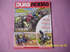 Revista Duas Rodas Nº 374 Comparativo Lander X Tornado