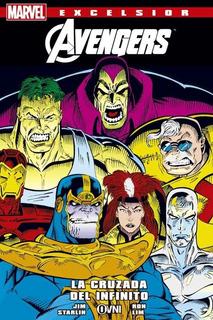 Marvel Excelsior La Cruzada Del Infinito - Ovni Press