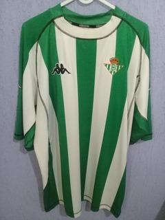 Camisa De Futebol Do Real Betis(original)