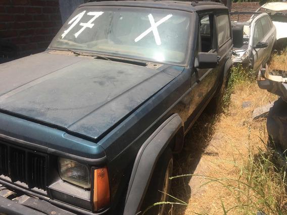 Jeep Cherokee Desarme Cherokee 4.0