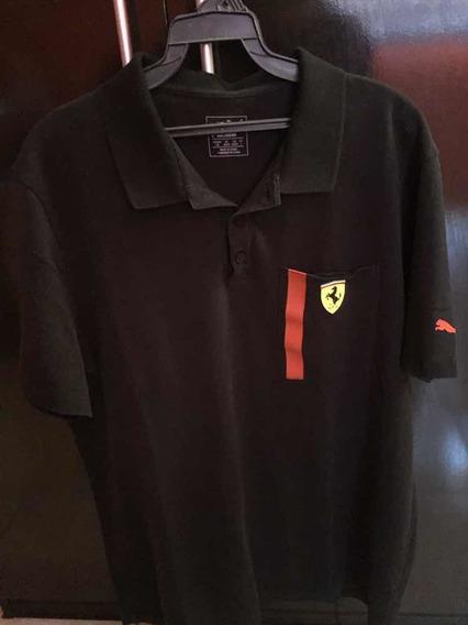 Playera Puma Ferrari