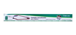 Compas Escualizable Para Tablero Artecma Ref 3201