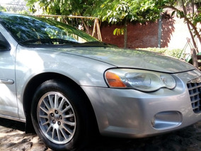 Chrysler Cirrus Lxi Sedan L4 Aa Tela At