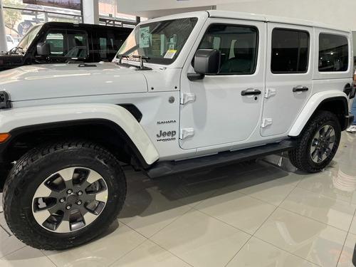 Imagen 1 de 7 de Jeep Wrangler 2021 3.7 Unlimited Sahara 3.6 4x4 At