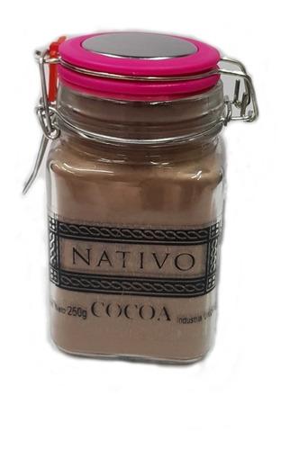 Cocoa Nativo Bollón 250g