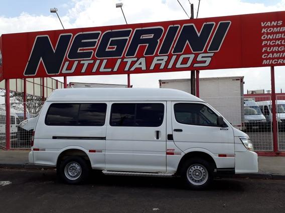 Jinbei Topic Van 2.0 16v 4p - 72.000 Km Originais - 2011