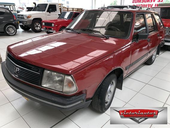 Renault 18 Gtx 2 Litros