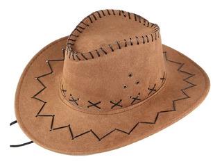 Sombrero Vaquero Unisex Gorro Gorra Sombreros Jockey Oeste