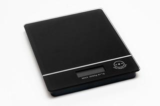 Balanza De Cocina Electronica 3 Kg Con Función Tara - Negro