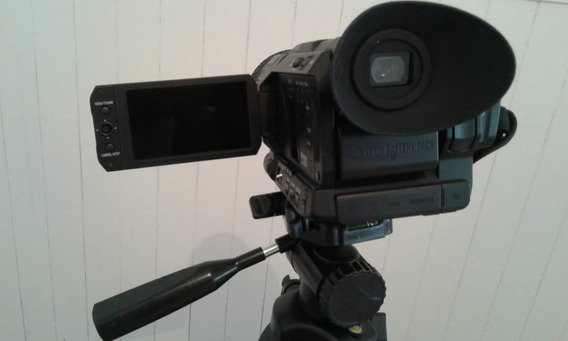 Jvc Gy-hm170 4kcam Compact Professional + Accesorios!