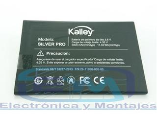 Bateria Celular Silver Pro Kalley Nueva Original