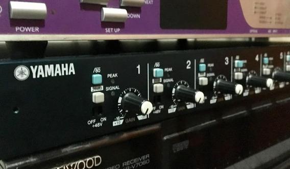 Yamaha Mla8 - Pré Amplificador
