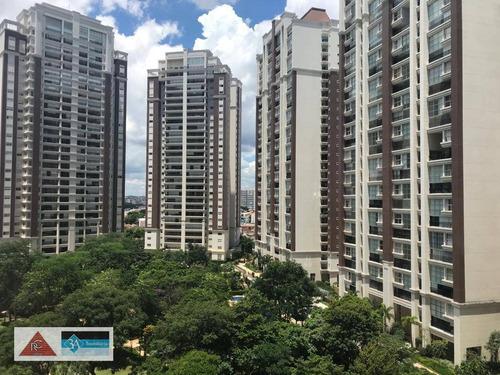 Imagem 1 de 22 de Apartamento Com 4 Dormitórios À Venda, 176 M² Por R$ 1.690.000,00 - Tatuapé - São Paulo/sp - Ap6404