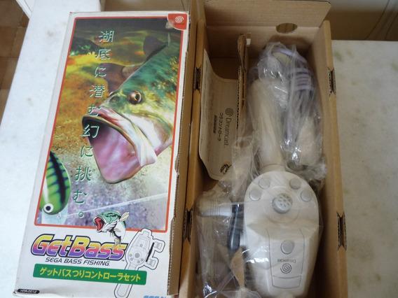 Vara De Pesca Para O Jogo Getbass Sega Bass Fishing