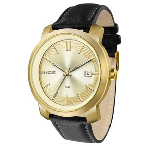 Relógio Lince Mrc4464s-c1px Pulseira Couro