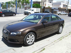 Audi A4 1.8 Turbo Luxury 2011 Hermoso, Oportunidad !!