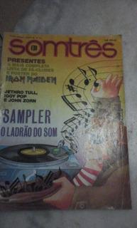 Revista Somtrês N 116 Agosto 1988
