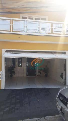 Imagem 1 de 21 de Sobrado Com 5 Dormitórios À Venda, 225 M² Por R$ 480.000,00 - Vila Carmela Ii - Guarulhos/sp - So0664