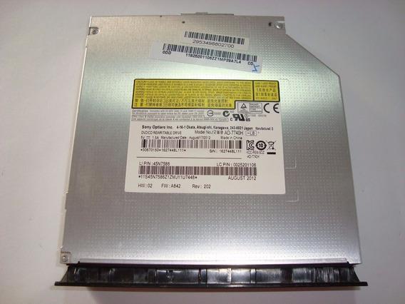 Gravador Dvd/cd Positivo Sim+3200 - Ad-7760h Com Frontal