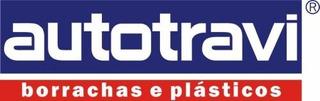Borracha Porta Fusca Até 77 Par Autotravi Original