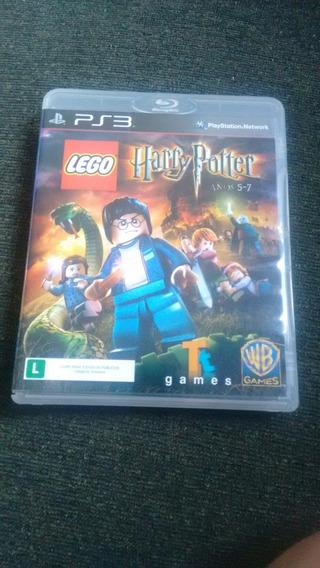 Harry Potter Lego Usado Ps3 Original