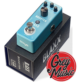 Pedal Stagg Blaxx Bx Boost Efecto Booster