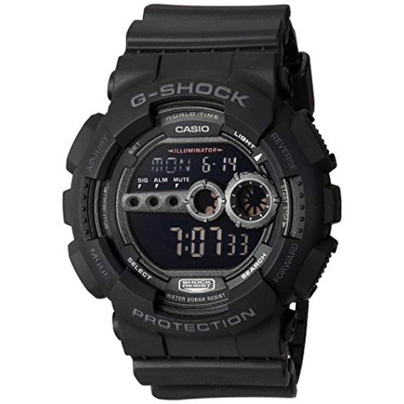 Casio Men X26 39 S Gd100-1bcr G-shock X-large