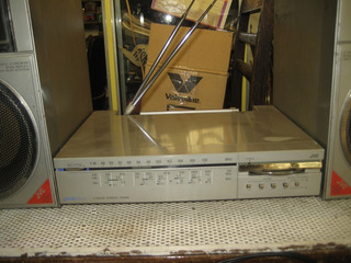 Bafles Jvc Pc5 Japon Sintonizador Sin Amplificador Japon