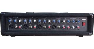 Consola 5 Canales Potencia 200w Efectos Ecualizador Lxm4