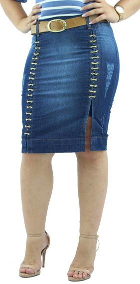 Super Combo Promoção 2 Saias Jeans Evangelicas