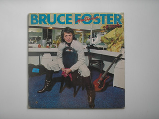 Lp Vinilo Bruce Foster After The Show New Sellado Canada1974