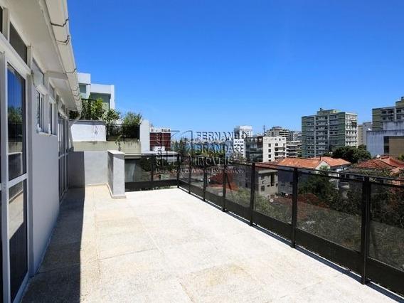 Cobertura Em Rio De Janeiro - Jardim Botânico
